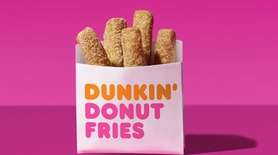 Dunkin' Donuts introduced Donut Fries in July 2018
