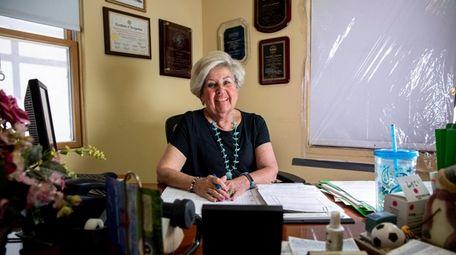 Margarita Grasing, executive director of the Hispanic Brotherhood