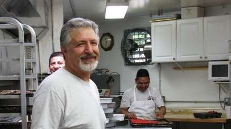 Michelangelo La Mendola is the owner-baker of Malverne