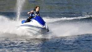 Renting a Jet ski on Long Island will