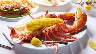 Steamed lobster is a longtime specialty at Claudio's