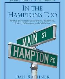 "The cover of ""In the Hamptons Too"""