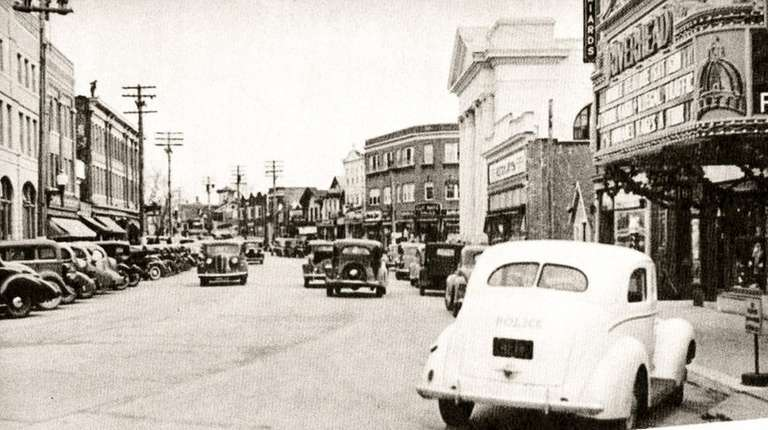 The Capitol Theater in Riverhead was a popular