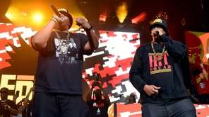 The Brentwood hip-hop duo EPMD will be inducted