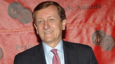 Brian Ross attends the 2007 Peabody Awards.