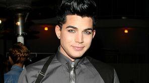 Adam Lambert attends Paper Magazine's 13th annual Beautiful