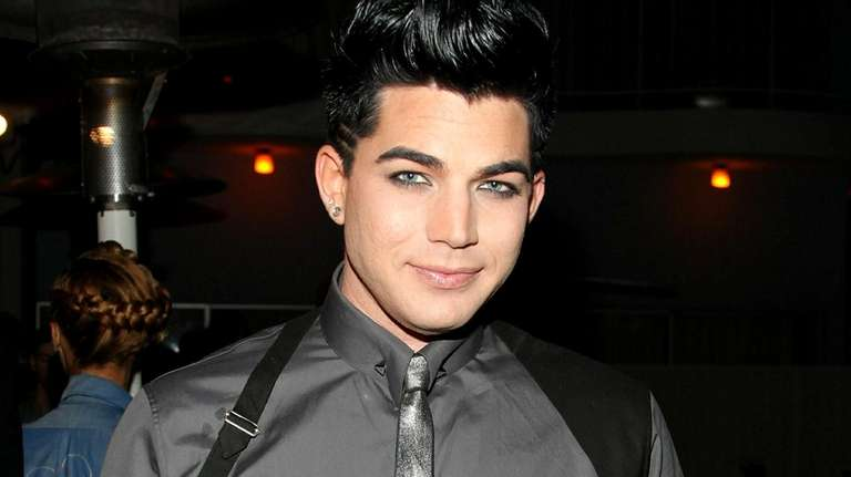 Adam Lambert attends Paper Magazine's 13th annual Beautiful