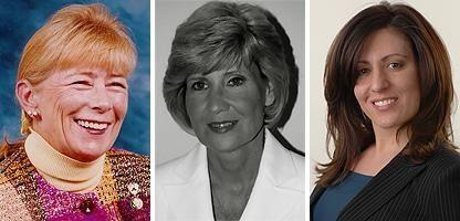 Three women honored by LIWA