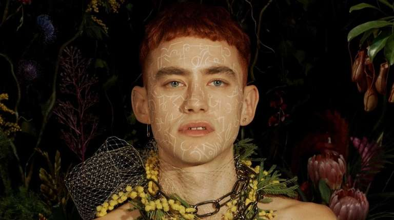 "Years & Years' ""Palo Santo"" album cover on"