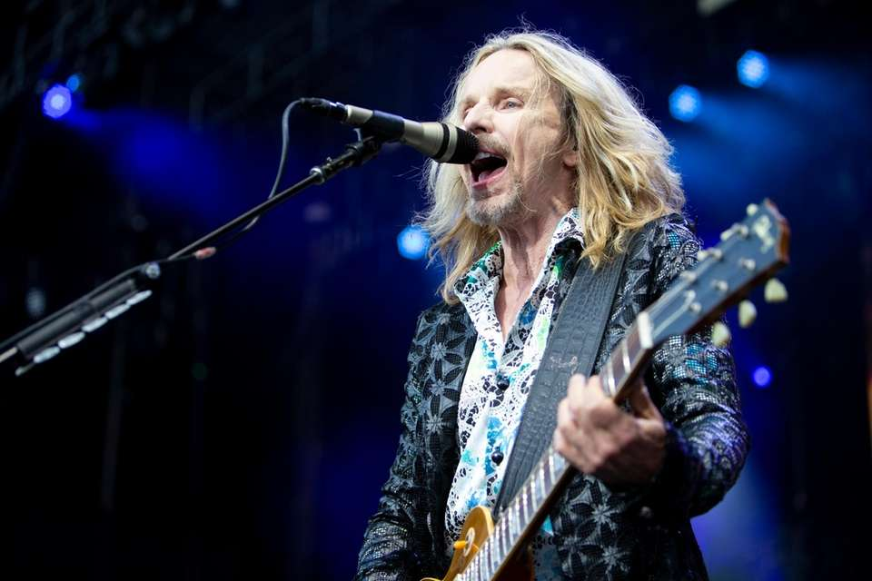 Styx in concert at the Northwell Health at