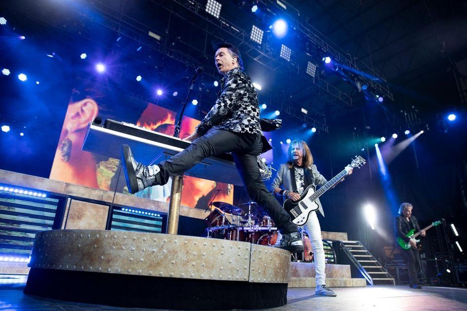 Styx in concert on June 29.