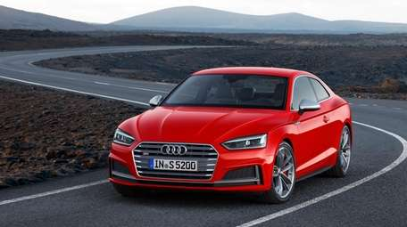 The 2018 Audi A5 boasts 252 horsepower, an