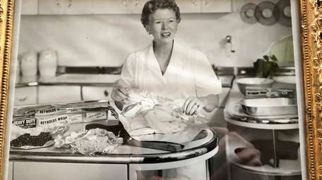 Cookbook author and editor Eleanor Lynch.