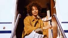 Whitney Houston's career, as well as her troubles