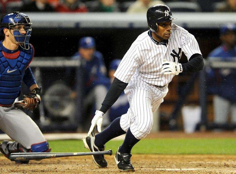 Yankees outfielder Curtis Granderson is expected to be