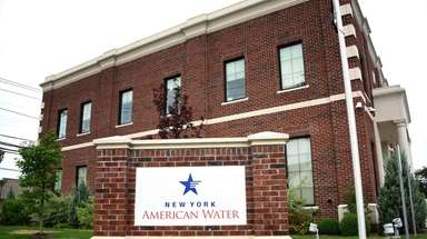 New York American Water's Merrick headquarters.