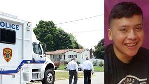 Emilio Sanchez Maldonado, 17, of East Patchogue, was