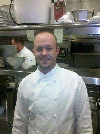 Ben Durham, executive chef at Four Food Studio
