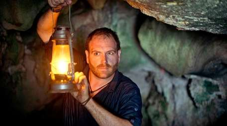 "National history and legends fuel Josh Gates' ""Expedition"
