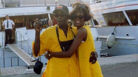 Bobby Brown and Whitney Houston were married from