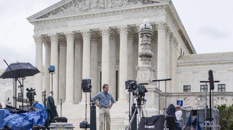 WASHINGTON, DC - JUNE 27: The U.S. Supreme