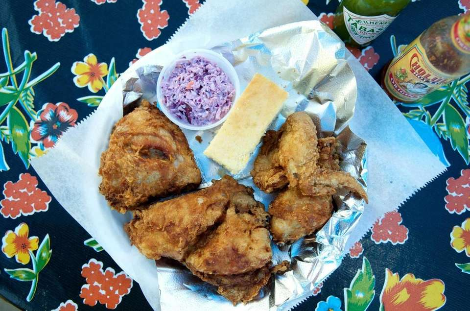 Salamander's on Front Street specializes specializes in fried