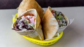 Mamoun's Falafel, the landmark eatery in Manhattan's Greenwich