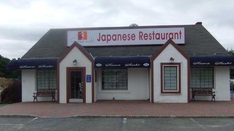 Sawa Sushi Japanese Restaurant, Syosset