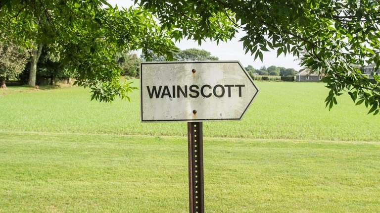 Hundreds of homes in Wainscott will be connected