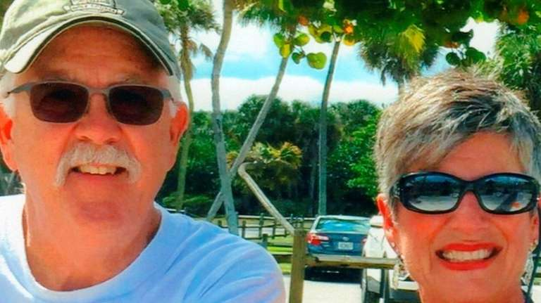 Gary and Rose Marie Maher of Patchogue celebrated