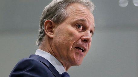 Former New York Attorney General Eric T. Schneiderman