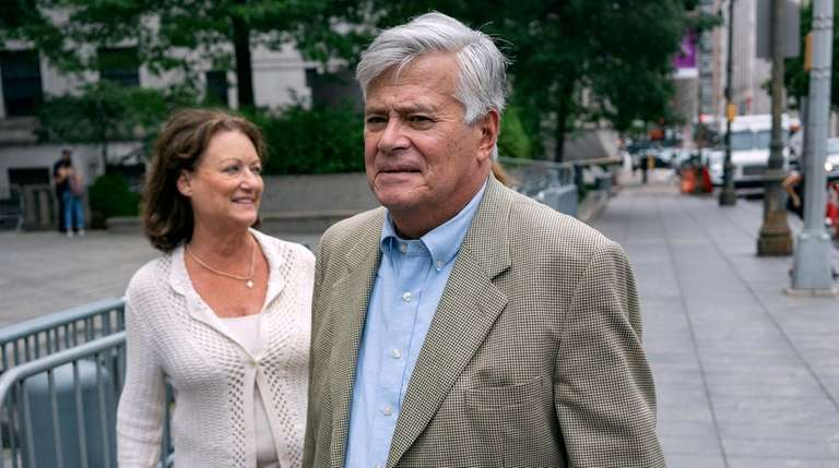Dean Skelos, former Republican State Senate majority leader,
