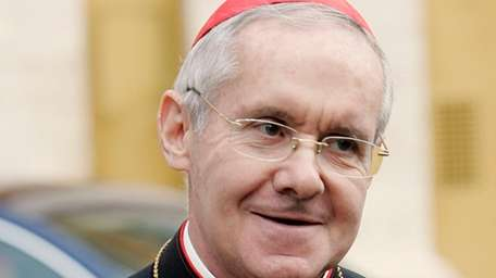 Cardinal Jean-Louis Tauran, the longtime Vatican diplomat and