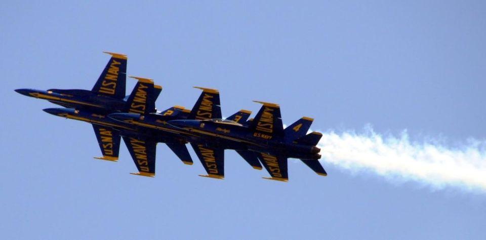 May 30, 2010, NY: Wantagh, NY: Blue Angels