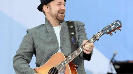 Sugarland member Kristian Bush performs on ABC's