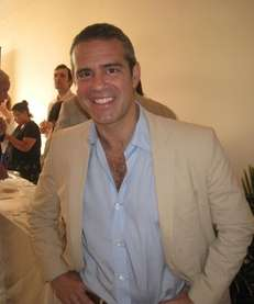 Bridgehampton, NY, Saturday, May 29, 2010: Andy Cohen,