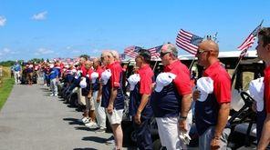 Veterans preparing to tee off in mini-tournament at
