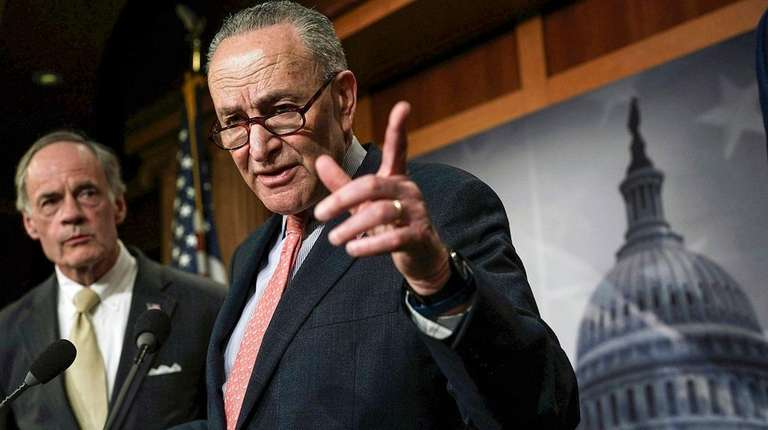 Sen. Chuck Schumer called on the FTC to