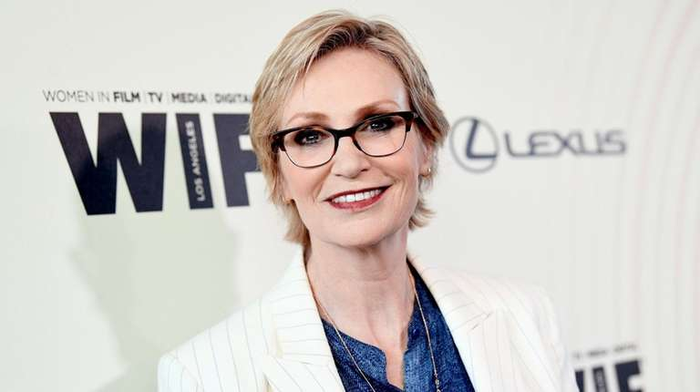 Jane Lynch attends the Women In Film 2018