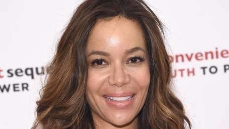 Sunny Hostin attends the July 2017 screening of