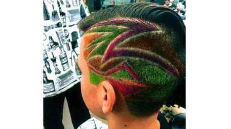 Kidsday reporter Jake Gruosso's favorite fancy haircut.