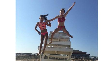 Kidsday reporters Julia Kate Lopez and Jessica Kerrane