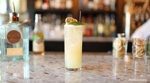 On July 6, Barn Door 49 bartender Anthony