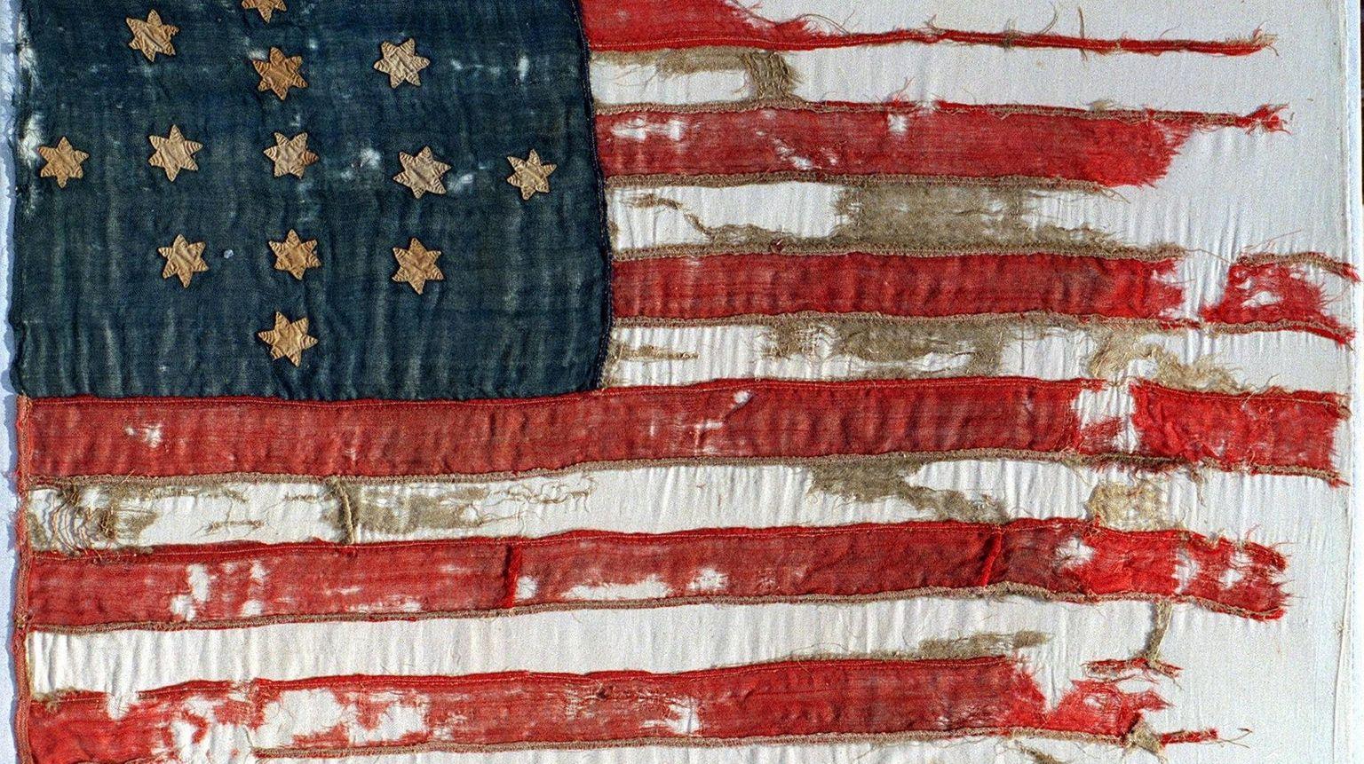 America celebrates its new freedom
