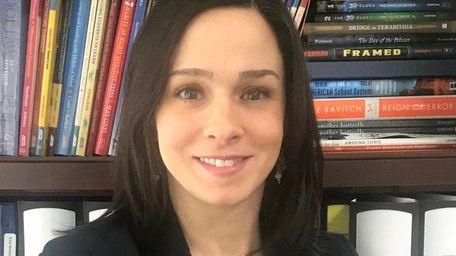 Elisa Pellatiof West Islip has been appointed assistant