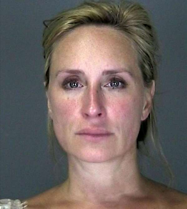 Sonja Morgan, 46, a cast member on Bravo's