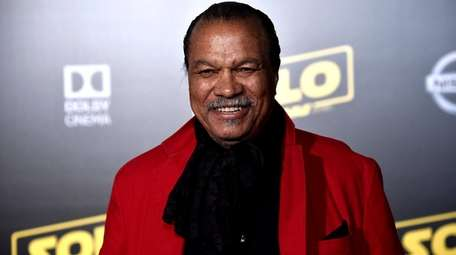 The force may be with Billy Dee Williams