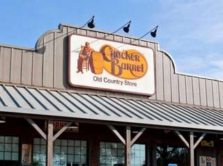 The Cracker Barrel Restaurant and Old Country Store
