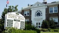 North Hempstead Town Hall in Manhasset, seen here