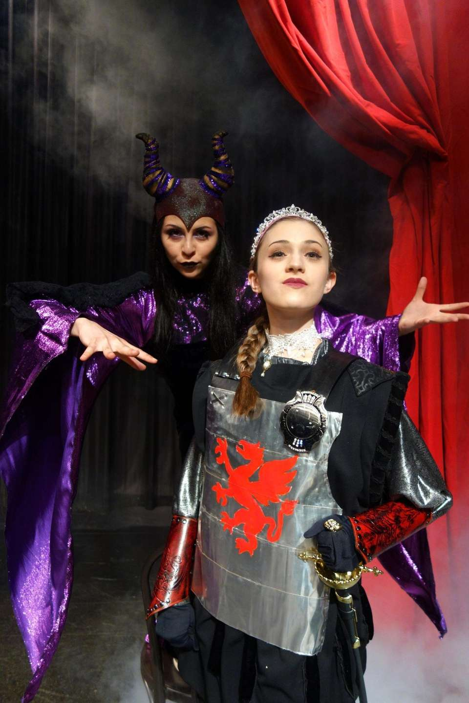 """The Princess Who Saved a Dragon"" at Theater"